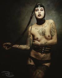 Mistress Kat by Admiralj