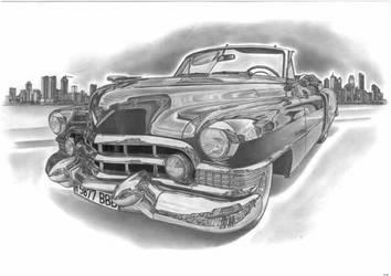 Cadillac by przemus