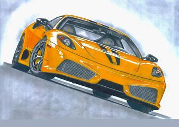 Ferrari Scuderia by przemus