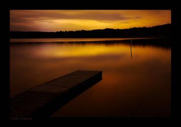 Orange Night by scmeder