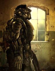 Soldier by VladaART