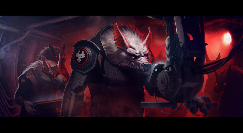 WolfyFINAL by NickWiley