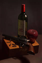 Gun2 by NickWiley