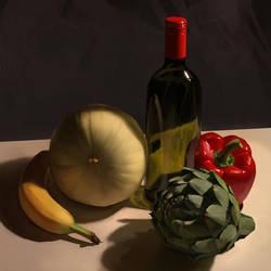 Melon by NickWiley