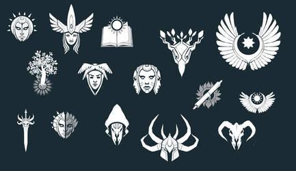 Gw2 Emblems 2 by NickWiley