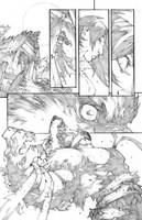 WoW Curse of the Worgen 5 pg01 by LudoLullabi