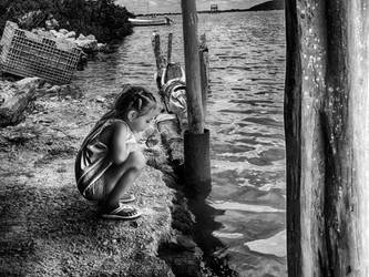the reflection of childhood by packoalonso