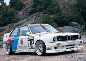 Bmw M3 Touring Car by cheedragen