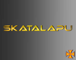 Skatalapu text Background by pro55series