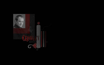 Crowley by bogwitch