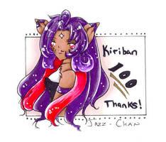 Kiriban 100 by TasiaChiba