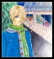 Yuki for Alexia_Hiwatari by TasiaChiba