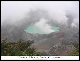 Costa Rica - Poas Volcano by metdude