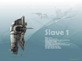 Slave 1 by metdude