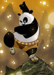 Kung Fu Panda by jUANy