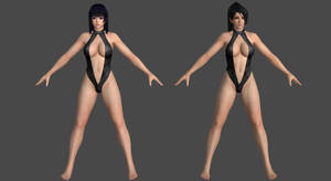 DoAX3 - Hotaka - Pack #2 for XPS! by DoraiBoonzu