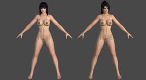 DoAX3 - Venus - Pack #2 for XPS! by DoraiBoonzu