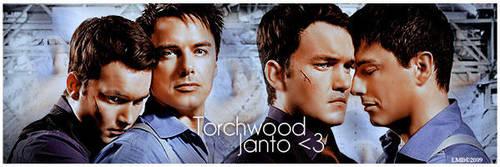 Jack and Ianto by xloz91x