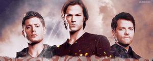 Supernatural guys by xloz91x