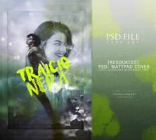 Traicionera (PSD WATTPAD COVER) by lous-art