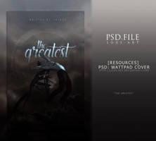 The greatest (PSD WATTPAD COVER) by lous-art