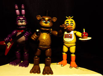 The Fazbear band by WP21