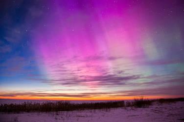 17.03.2013. Aurora Borealis by puu4ux