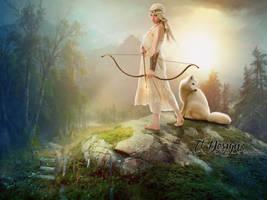 Elven Forrest by TL-Designz