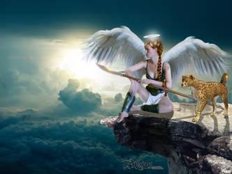warrior for God 3 by TL-Designz