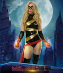 Ms Marvel by TL-Designz