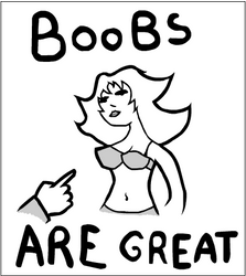 Boobs are great by lilmuckers