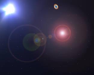 Stars - Desktop by lilmuckers