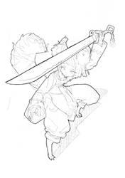 Lyn Sketch by Shiv0r
