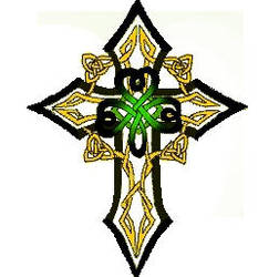 Celtic Cross Tattoo by Dark-Neko1225