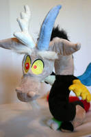 Discord Plushie by DogerCraft