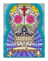 Dia de los Muertos by PoisonAlice