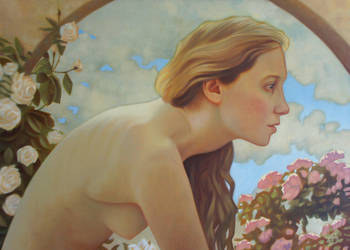 Rose by Andrew-Brady