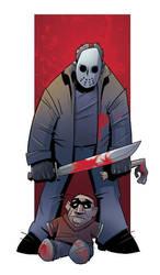 Jason vs. by jcchaparro