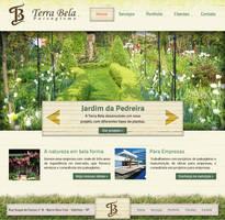 TerraBella - Website Layout by diegoliv
