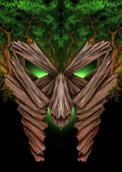 Tree mask by sketcher298