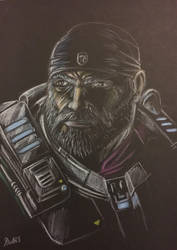 Old man Fenix by sketcher298