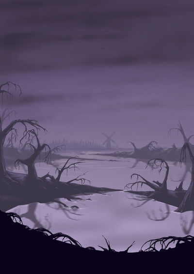 The Swamp by sketcher298
