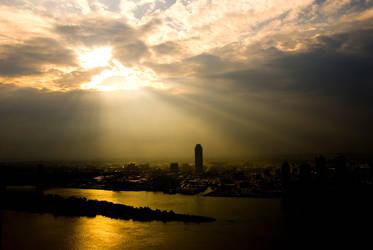 Sunrise by Ekaitz