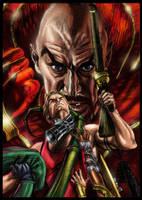flash gordon : savior of earth by spidey0318