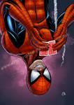 spider-man poker by spidey0318