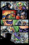 JSA sample coloring test page by spidey0318