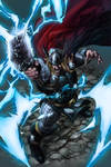 Thor deviant saga 1 colored by spidey0318