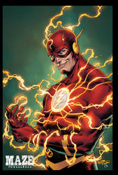 the Flash by spidey0318