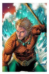 Aquaman by spidey0318