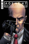 Agent47: Birth of the Hitman #4 cover by spidey0318